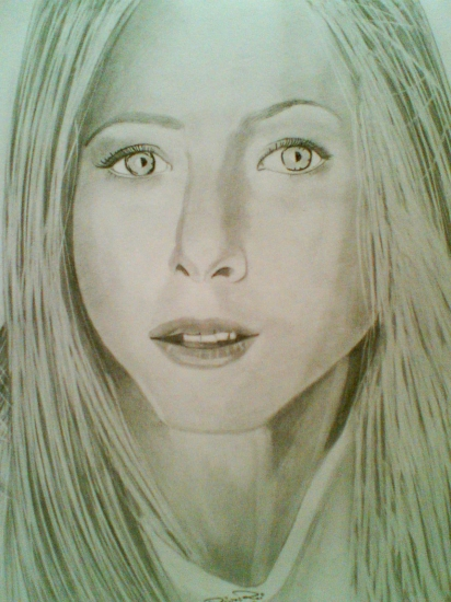 Jennifer Aniston par Diwas
